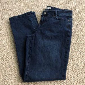 J.Jill slim boyfriend straight leg jeans, 6P